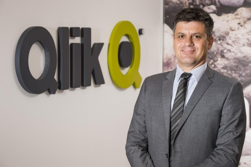 Picinini, da Qlik:  Grande desafio do canal  é se capacitar e entender bem  a dinâmica desse mercado.