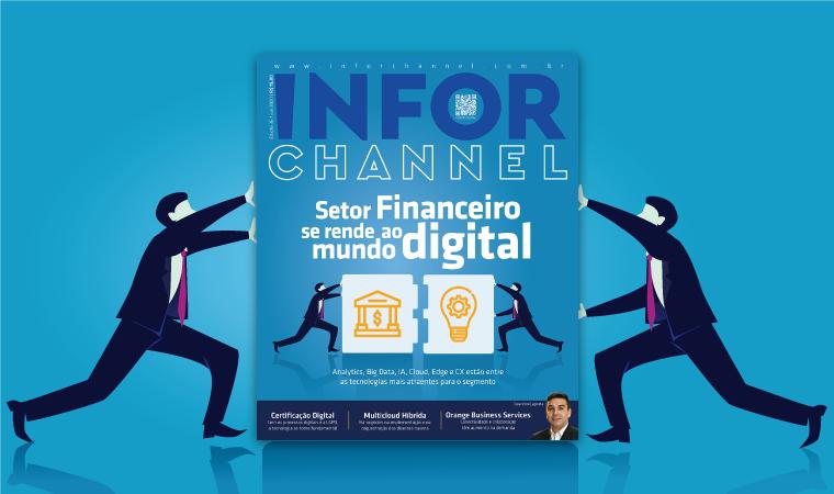O digital ganha mais espaço no setor Financeiro